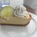 REAL Key Lime Pit...I think I died and went to Heaven! No one should leave without trying! YUM!