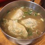 Mandu soup