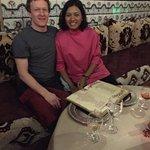 Me and Mark at Dar Essalam