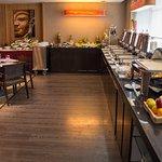 Foto de Saffron Boutique Hotel