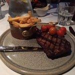 Steak Night special