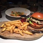 Burger treat