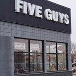 Foto di Five Guys