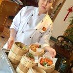 Dimsum all you can eat @ China Garden  Gulf Hotel Bahrain