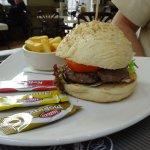 Hamburger (8,95 euros)