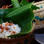 Nasi Uduk (Coconut Rice)