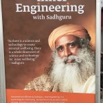 Sadhgru event Sat 01 04 2017 and Sunday 02 04 2017. Excellent venue.