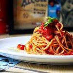 spaghetto al pomodorino