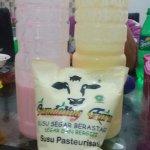 Susu segar produk gundaling farm