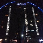 Foto de Radisson Blu Hotel, Frankfurt