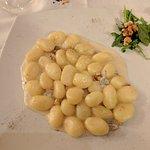 """Gnocchi """"Noci e Gorgonzola"""""""
