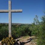 Hilltop cross