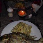 Comida de la noche