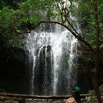 Luu Ly Waterfall