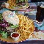 Spezial Angus Beef Burger