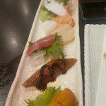 Sashimi@Cafe Japan