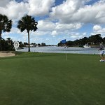 Hole 6 green and intercostal