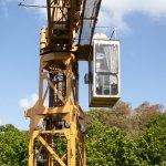 Smithsonian Canopy Crane operator