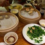 Dim sums and more…