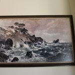 John Muir National Historic Site - Lovely William Keith Painting