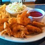 FRIDAY SPECIAL Shrimp platter 12.99
