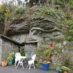 """This is probably why they call it """"Rocklands House"""""""