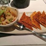 Ceviche Appetizer - Bonefish Grill, Sarasota University Parkway  FL