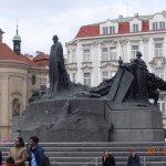 Jan Huss memorial
