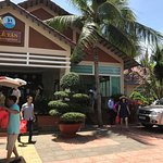 The best resort at Ho Coc location. Huong Phong Ho Coc Resort 4 star standard. My colleges are s