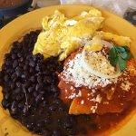 Huevos Chilaquiles