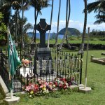 Memorial to Father Damien