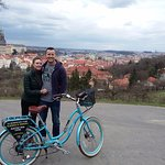 One of the highest points in Prague.