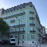 Holiday Inn Express Lisbon - Av. Liberdade Foto