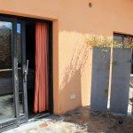 Terraza exterior en la habitación (412)