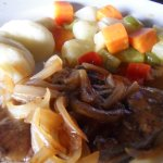 my yummy beef lunch