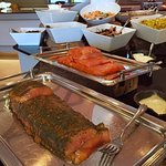 All the smoked salmon, gravlax, and fish dishes you could want