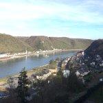 Photo de Romantik Hotel Schloss Rheinfels