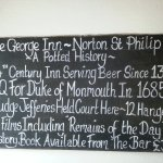 A little history relating to The George Inn.