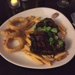 Steak night!! Amazing food