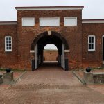 Ft. McHenry - inside the fort
