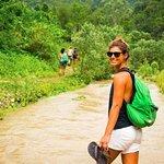 Hiking in the Ayampe Reserve