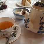 Lovely afternoon tea with delicious food and warm, friendly, professional and polite customer se