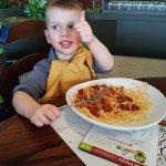 Loved the spaghetti!