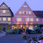 Aussenansicht Schiller Hotel