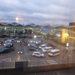 Novotel Birmingham Airport just 20 metres from check in