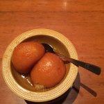 Huge gulab jamuns,. So yummy!