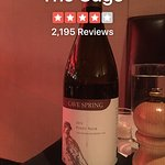 My Cave Spring Pinot Noir