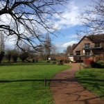 Alvaston Hall & grounds - March 17