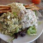 Salad Sampler platter