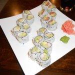 sushi 12 bucks